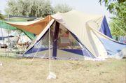 leichtes und stabiles Campingzelt Partyzelt