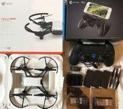DJI Tello Drohne mit Controller