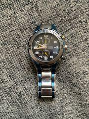 Fossil Blue CH-2471 Herrenuhr Chronograph