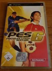 Für PSP Pro Evolution Soccer
