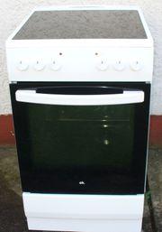 Küchenherd Elektroherd OK 1231-1 mit