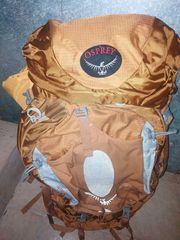 Hochwertiger neuer Trekkingrucksack von Osprey