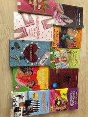 Verschiedene Jugendbücher