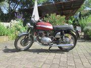 Selten Oldtimer Motorrad MV Agusta