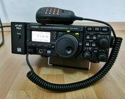 Yaesu FT-897D - LDG AT-897 PLUS