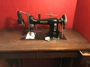 Antike Nähmaschine von Pfaff Vintage