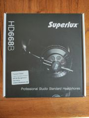 Studio-Kopfhörer Superlux von Thomann in