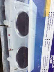 Doppelplatten-Elektro-Kocher