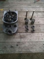 Zylinder Kopf Deutz D 25