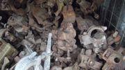 Gerüstkupplungen, Gerüststangenverbinder