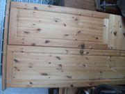 Echt-Holz- Schrank