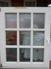 Fenster Massiv-Holz-Fenster gebraucht 119x98x7cm