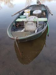 Angelboot Ruderboot zu verkaufen