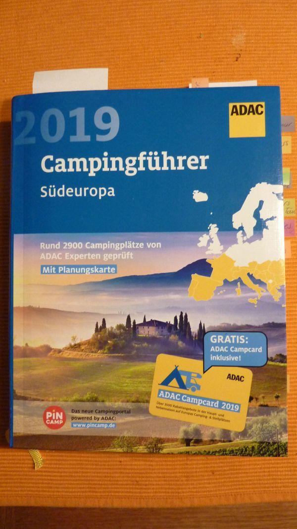 ADAC Campingführer 2019