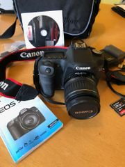 Canon EOS 50d mit Zubehör
