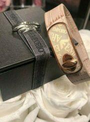 Emporio Armani Damen Armband Edelstahl
