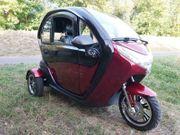 Kabinenroller Elektroauto City-Mobil Elektroscooter 45kmh