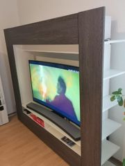 TV Fernseh-Schrankwand