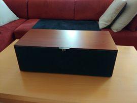KEF R600c Center Speaker 3-Wege Lautsprecher mit OVP