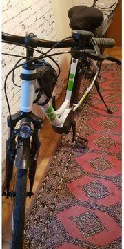 Damen E Bike Pedelek