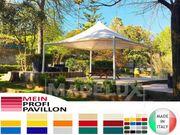 Pavillon Zelt personalisierte Farben Stahl