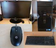 PC Komplettsystem Computer