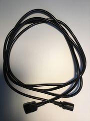 Kaltgeräte Kabel 3 m Verlängerung