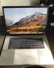 MacBook Pro 15Zoll 2017 Touchbar