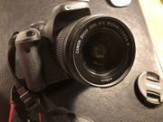 CANON EOS 600D SLR- Digitalkamera