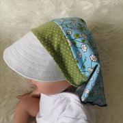 Baby Kinder Kopftuch Mütze Sonnenschutz