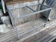 WERKBANK Untergestell aus Metall stabil