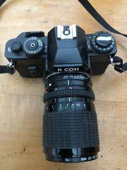 Ricoh KR10 Objektive Spiegelreflexkamera manuell