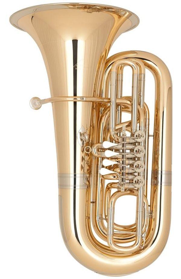 Miraphone 91A 11000 Goldmessing Tuba