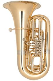 Miraphone 91A 11000 Goldmessing Tuba