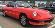 Alfa Romeo Spider 2 0