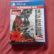 Verkaufe Playstation 4 Spiel Metal