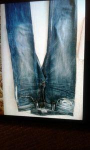 Diesel Larkee Herren Jeanshose Größe