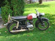 Oldtimer Moped Motorrad Express 102