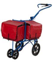 Post-Zustellwagen Verteilwagen Postwagen Briefwagen Hauspostwagen
