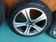 Mercedes E-Klasse Sommer-Kompletträder 245 45