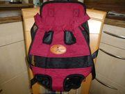 Hundetragetasche - rucksack