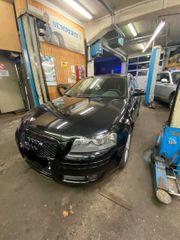 Verkaufe Audi A3 Sportback sline