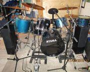 Super Schlagzeug Set