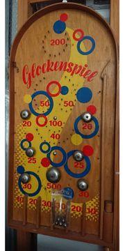 Glockenspiel Holz Flipper