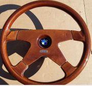BMW Holzlenkrad