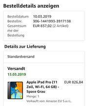 Apple I pad pro 11