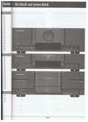 Hifi-System von Grundig