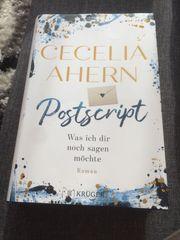 Buch Postscript von Cecilia Ahren