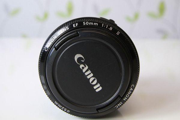 Canon EF 50mm f 1