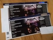 2x Metallica Worldwired Tour 23